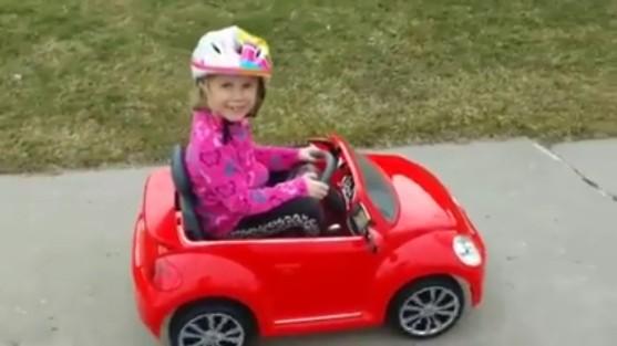 Cuando conduces igual que papá y mamá lo hacen