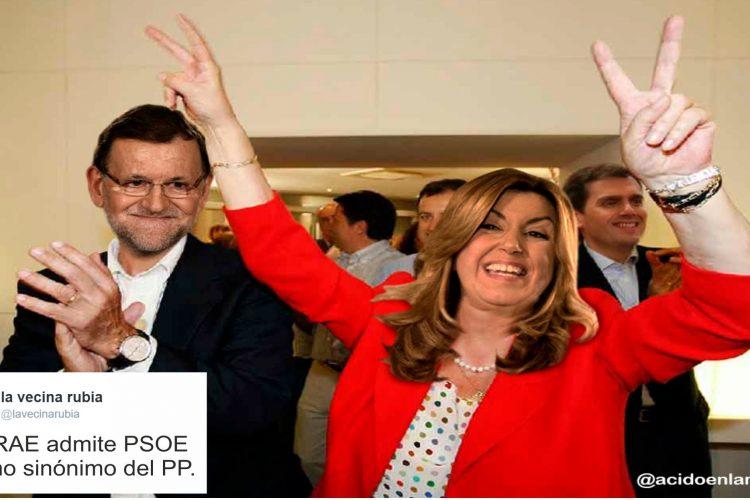 #Memesis: PSOE y PP pasan a ser sinónimos tras el Comité Federal