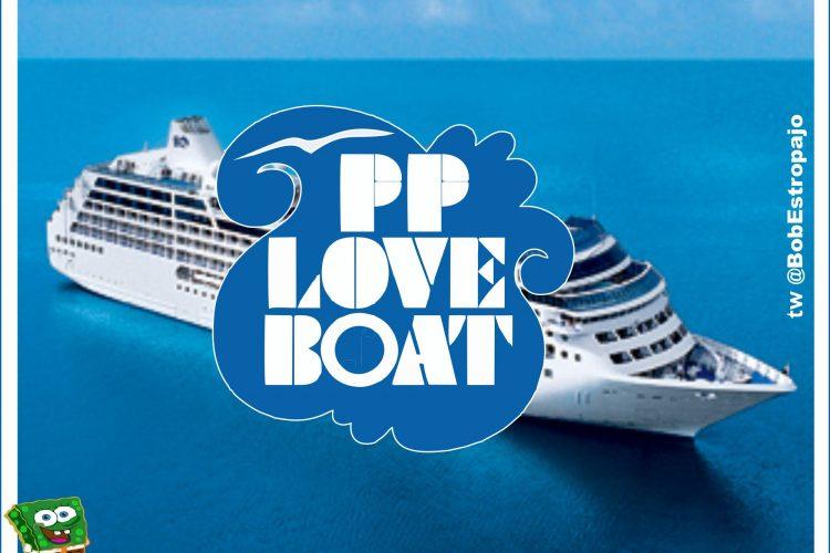 PP LOVE BOAT, los memes de Monago enamorado