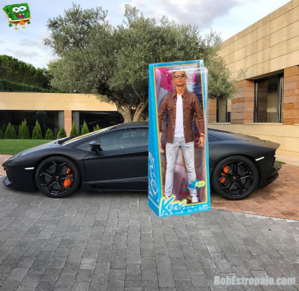 Cristiano Ken Ronaldo