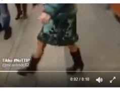"""Tan """"española"""" no será Esperanza Aguirre cuando cuenta en """"pies"""""""