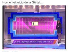 ¿Sabía Rajoy que en el PP había una caja B? by @Kurioso