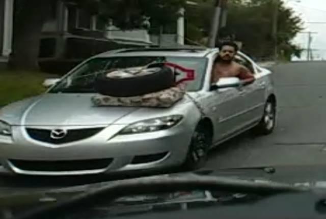 Librarse del cepo en coche